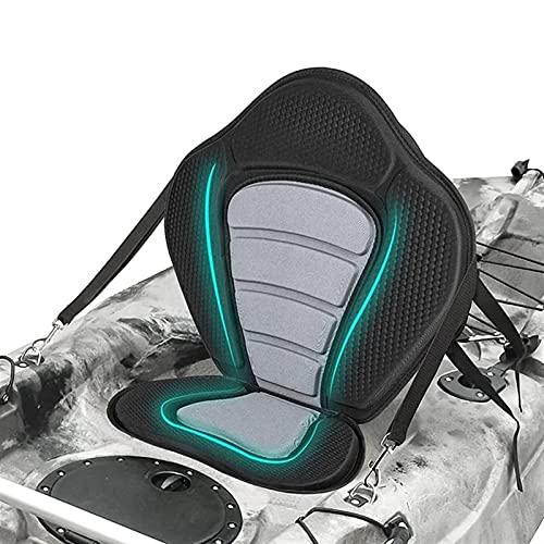 cyg Kajak Sitz, Kanu-Kajak-Sitz Komfortable Rückenlehnenunterstützung Gepolsterte Kanu-Rückenlehne Für Universal Sit Rückenlehne Sitzkajaks