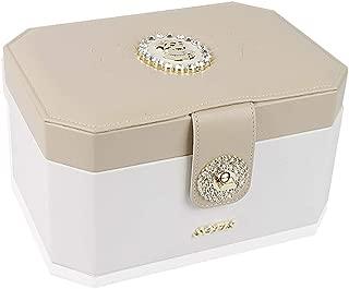 Toiletry Bags Jewelry Box Jewelry Display Box Large-Capacity Storage Jewelry Decoration Box Detachable Dressing Table Cosmetic Storage Box Multi-Function Home Jewelry Storage Box