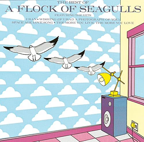A Flock of Seagulls: The Best of (Audio CD (Best of))