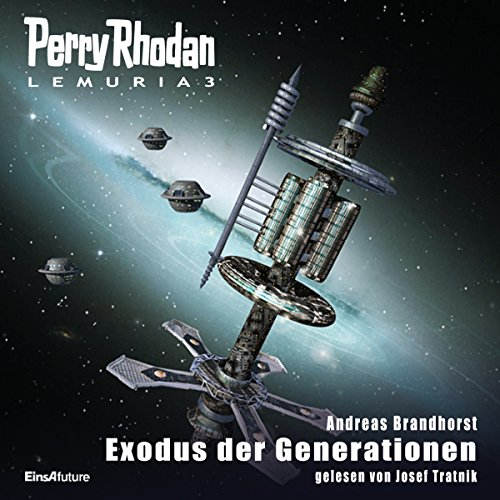 Exodus der Generationen audiobook cover art
