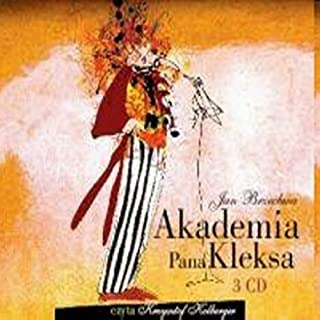 Akademia Pana Kleksa - (audiobook, Polish edition) 3 CD (format mp3)