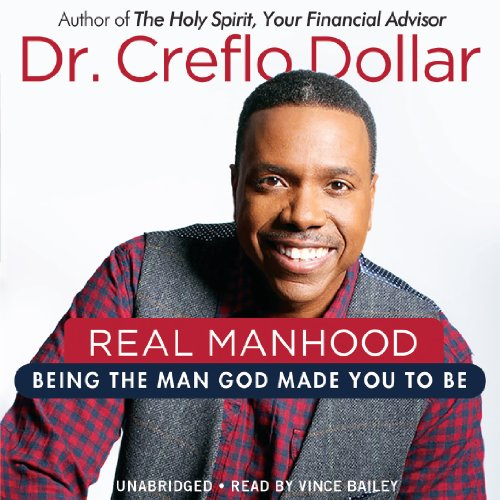 Real Manhood audiobook cover art