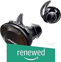 Bose SoundSport Free Wireless Sport Headphones - 774373-0010 Black (Renewed)