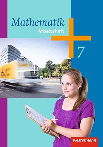 Mathematik - Arbeitshefte Ausgabe 2014 für die Sekundarstufe I: Arbeitsheft 7