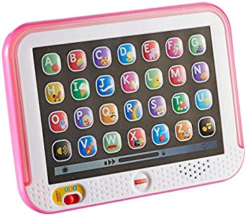 Fisher Price Smart Stages Tablet- Pink