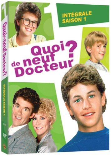 Quoi de neuf, docteur ?, saison 1 - Coffret 4 DVD