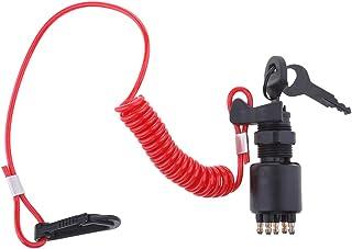 FAVOMOTO Conjunto Interruptor De Ignição Com Chave Barco 1 Chave De Ignição Interruptor de Chave Interruptor de Ignição Mo...