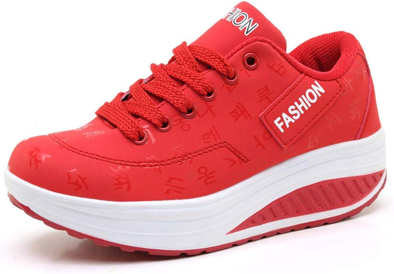 Goodtimeshow Women Sneakers Waterproof Wedges Platform Women Vulcanize shoes