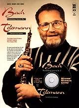 Bach - Brandenburg Concerto No. 2 & Telemann - Concerto in A Minor: Music Minus One Oboe