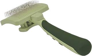 Safari Coastal Pet Self-Cleaning Slicker Brush