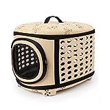 Best Pet Handbags - Pet Carriers Handbag Cage Portable Foldable Cage Review