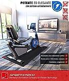 Zoom IMG-1 sportstech es600 cyclette ergometro reclinabile