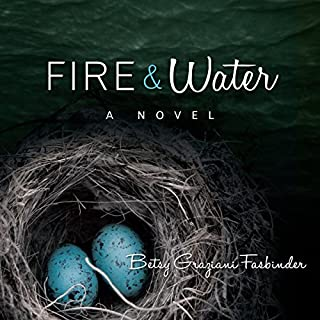 Fire & Water audiobook cover art