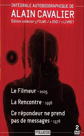 Rencontre avec Alain Cavalier