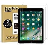 ivoler [Lot de 2] Verre Trempé pour Nouveau iPad Air 3 2019 / iPad Pro 10.5 Pouces [Garantie à...