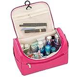 Kulturtasche Travel Kit Kulturbeutel Kosmetikkoffer Kosmetik Make-up Tasche Organizer Kosmetiktäschchen für Damen und