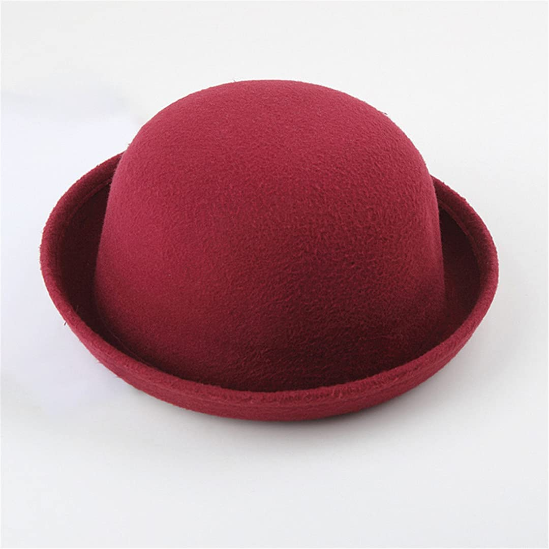 PokemHent Autumn and Winter Wool Hat Felt Vintage Retro Charlotte Mall Animal High quality new