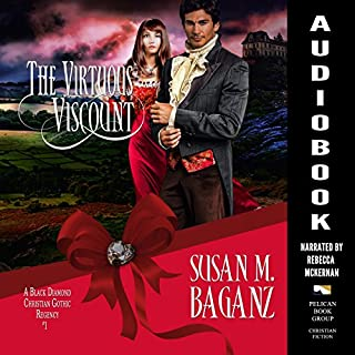 The Virtuous Viscount audiobook cover art