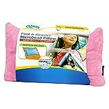 Cloudz Pool & Beach Microbead Travel Pillow - Pink