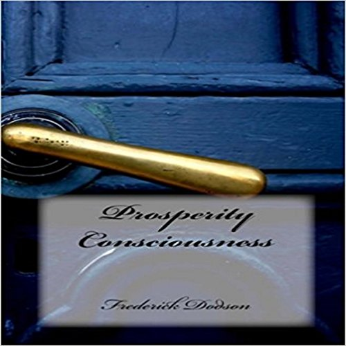 Prosperity Consciousness audiobook cover art