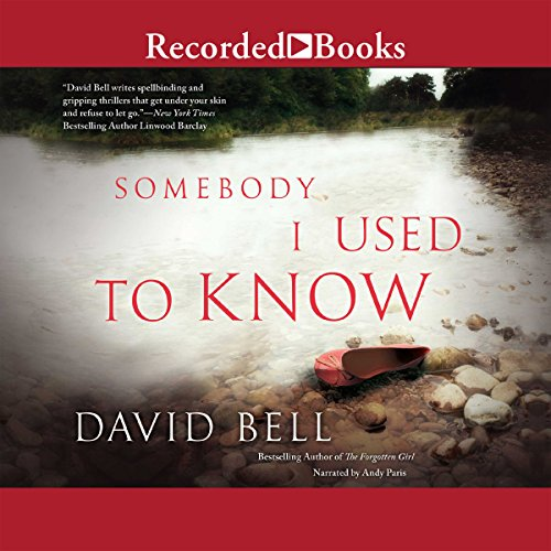Somebody I Used to Know audiobook cover art