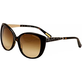 Guess by Marciano Sunglasses GM 621 GLD 34 Case Included