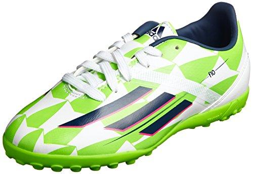 adidas Scarpa da Calcio F10 Tf J Verde EU 38 (UK 5)