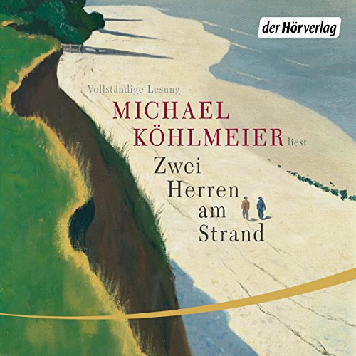 Zwei Herren am Strand cover art