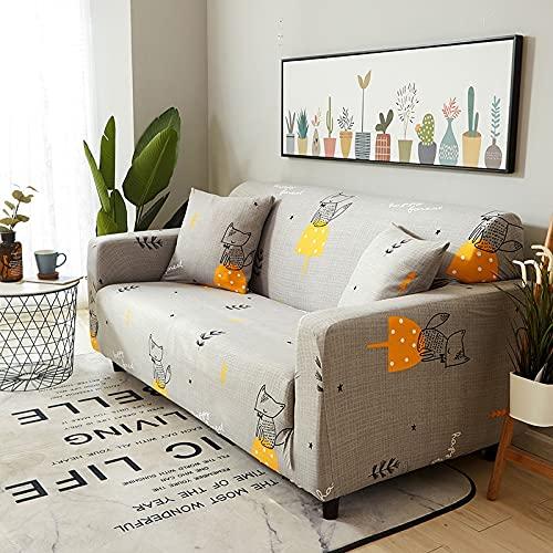 Universal 1-4-sits universellt sofföverdrag stretch sätesöverdrag soffa möbler heminredning sektionssoffa A30 1-sits