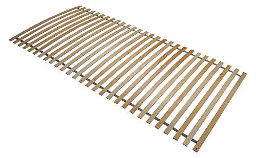 Interbett Lattenrost, Braun, 90 x 200 cm