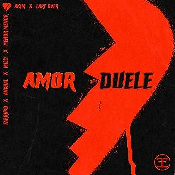 Amor Duele (Remix)