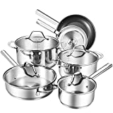 Steel Cookwares Review and Comparison