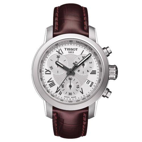 Tissot T0552171603301 PRC 200 Reloj para mujer-Plata Dial Caja de acero inoxidable Movimiento de cuarzo