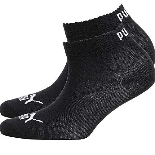 puma quarter junior cotton socks