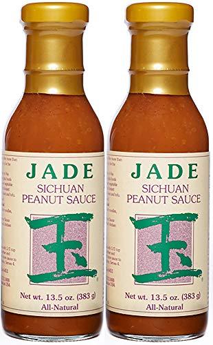 Jade All-Natural Sichuan Peanut Sauce, 13.5 oz., 2 Pack