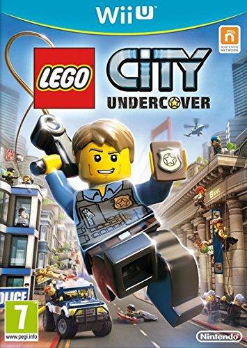 Warner Bros LEGO City Undercover - Juego (Wii U, Acción / Aventura, TT Fusion, E10 + (Everyone 10 +), DEU, ENG, FRE, ITA, Básico)
