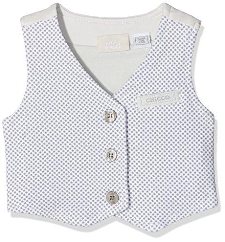 Chicco Chicco Baby-Jungen 09096612000000 Weste, Grau (Grigio Chiaro 091), (Hersteller Größen:56)
