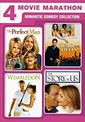 "powerful 4. Kino Maraton: Romantic Comedy Collection (""Perfect Man"" / ""Headless"" / ""Wimbledon"" / ""…"