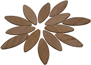 JOWE® platte pluggen van beukenhout   ook wel lamello genoemd   FSC-gecertificeerd   houten connector Lamello Gr. 0-47x15x...