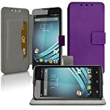 Seluxion Universal Case-XL-Purple-Style Case for Wiko Slide