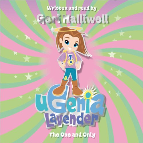 Ugenia Lavender audiobook cover art