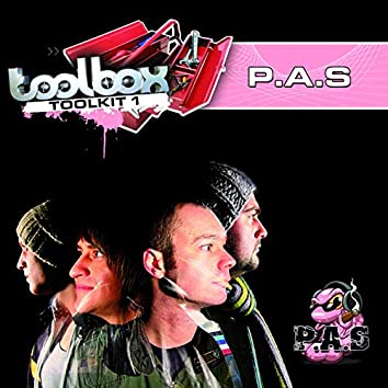 Toolbox Toolkit,, Vol. 1 (Mixed by P.A.S)