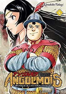 Angolmois Edition simple Tome 6