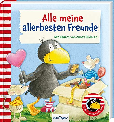 Der kleine Rabe Socke: Alle meine allerbesten Freunde: Witziges Freundebuch für Kinder ab 4 Jahren