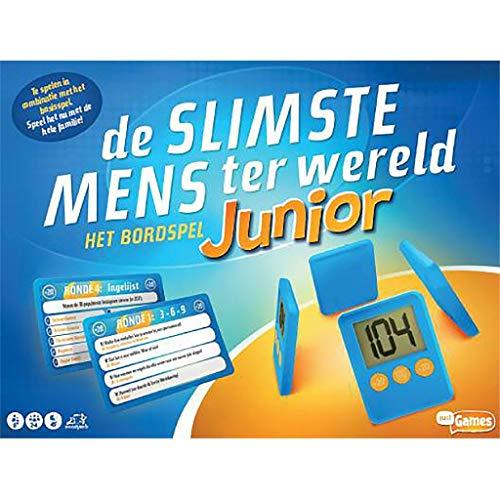 De Slimste Mens 1 De Slimste Mens Ter Wereld - Junior