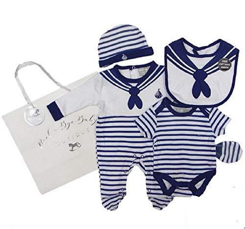 Adorable disfraz de marinero para bebé de 3 a 6 meses, perfecto para cualquier ocasión