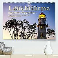 Leuchttuerme - maritime Wegweiser (Premium, hochwertiger DIN A2 Wandkalender 2022, Kunstdruck in Hochglanz): Leuchttuerme, faszinierende Bauwerke und leuchtende Navigationspunkte fuer die Schifffahrt. (Monatskalender, 14 Seiten )