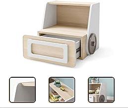 Modern Minimalist Children's Room Bedside Table Multifunctional Bedside Cabinet