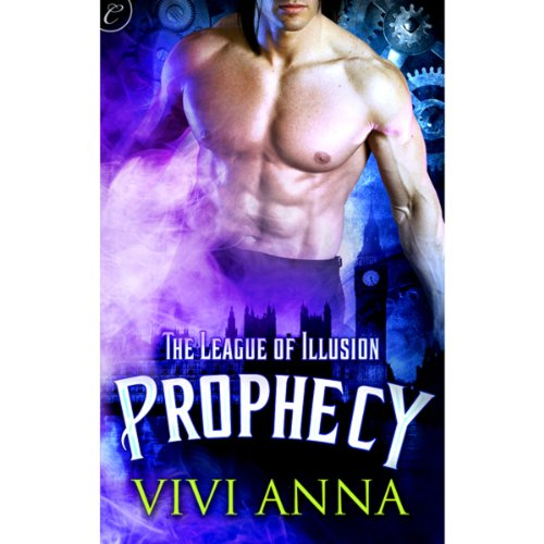 The League of Illusion: Prophecy cover art