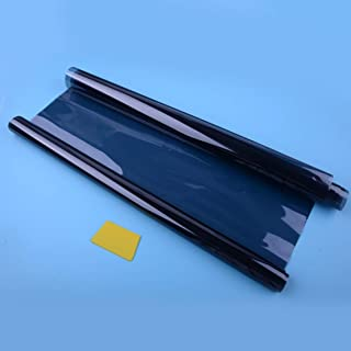 StoreNO12345 Black Pet Universal 35% Window Tint Film Roll Tinting Cover For Auto Car Home Office Glass